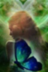 Goddess Butterfly Soul Renewal