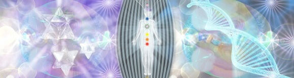 Transference Healing Etheric Body Banner