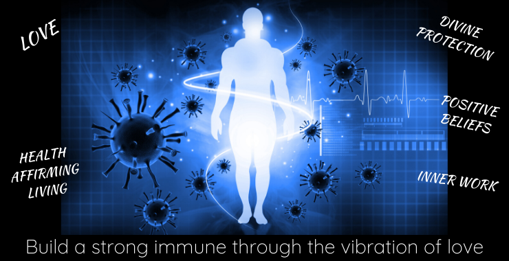 Strong Immune through vibration of Love