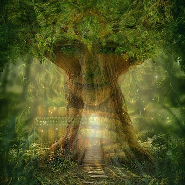 Dryad Tree Spirit