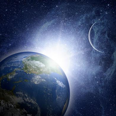 Earth & Cosmic Universe