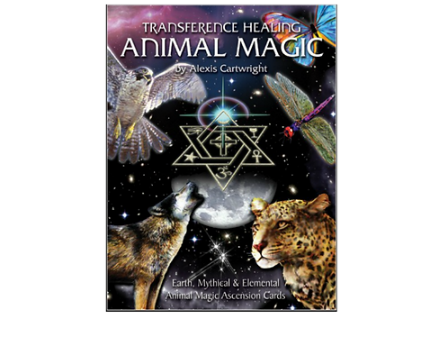 Animal Magic Divination Cards