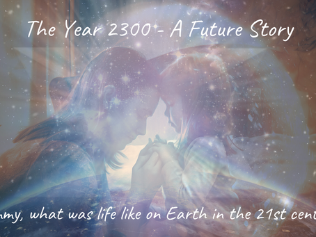 The Year 2300 - A Future Story About Our Current Age