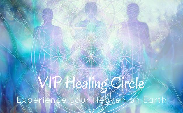 VIP Healing Circle