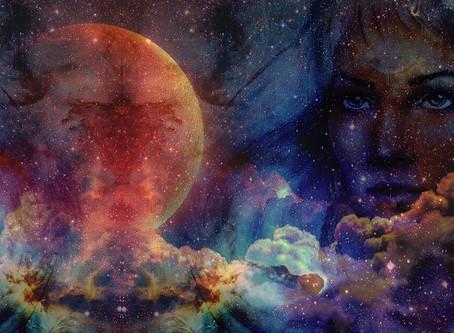 FREE GUIDED MEDITATION - Blood Moon, Super Full Blue Moon Lunar Eclipse