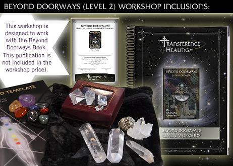 Beyond Doorways Level 2 Workshop