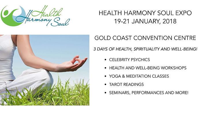Health Harmony Soul Expo Gold Coast