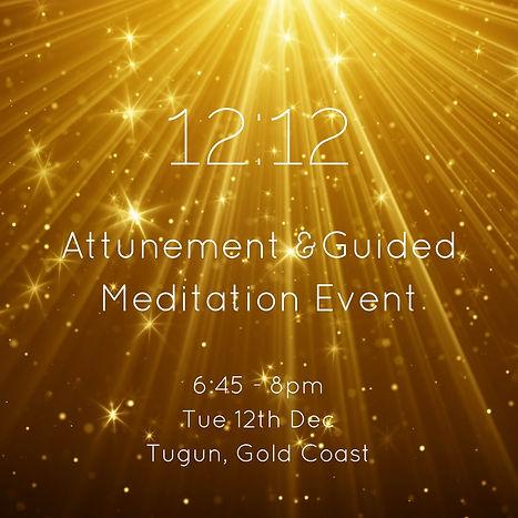 12-12 Attunement Meditation