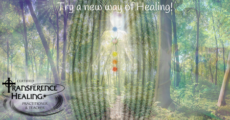 Transference Healing sessions can radically heal & shift your life