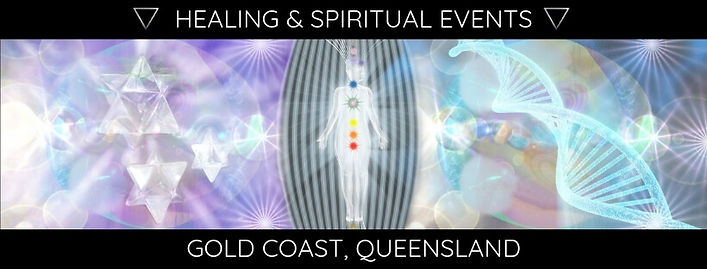 Healing & Spiritual Events Gold Coast
