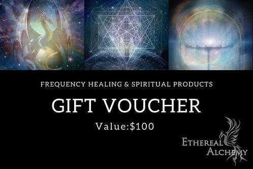 Gift Voucher - $100AUD