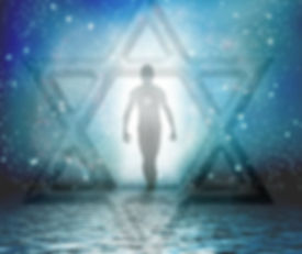 Human Star of David Lightbody