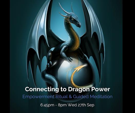 Dragon Power Ritual & Meditation