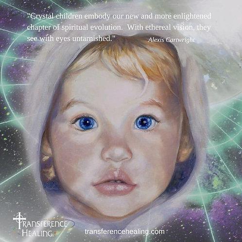 Child of Light Meditation CD