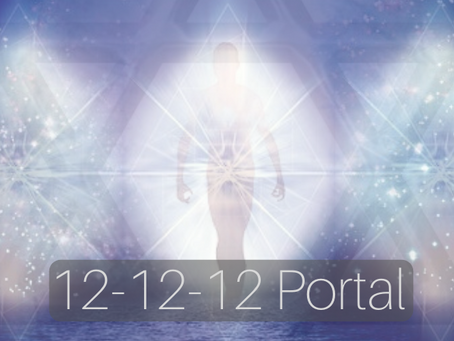 12-12-12 Portal - Activating Stellar Coding in your DNA