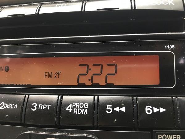 Clock - 222