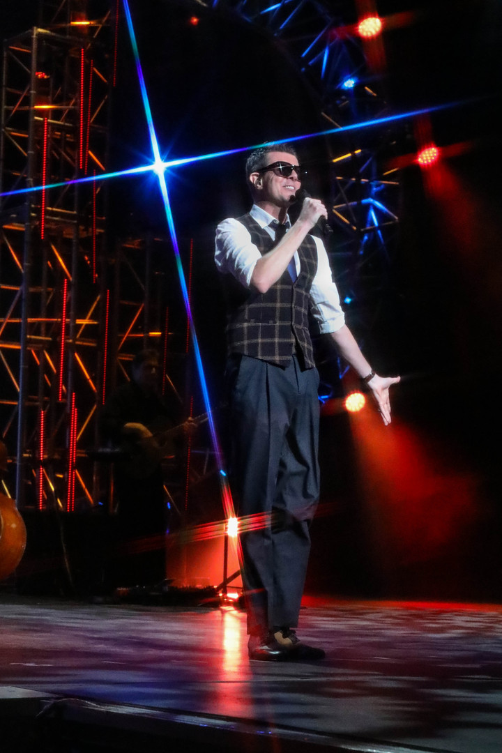 Disney on Broadway's Gavin Lee at the 2020 EPCOT Festival of the Arts