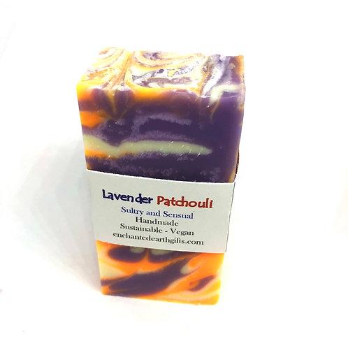 Lavender Patchouli Sample Soap