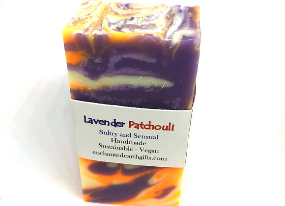 Lavender Patchouli Sample Soap