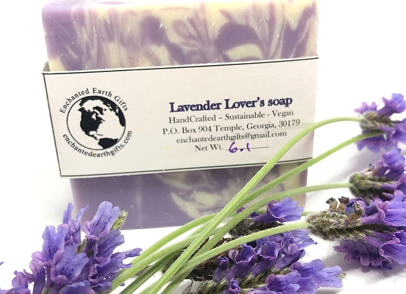 Lavender Lover's Soap