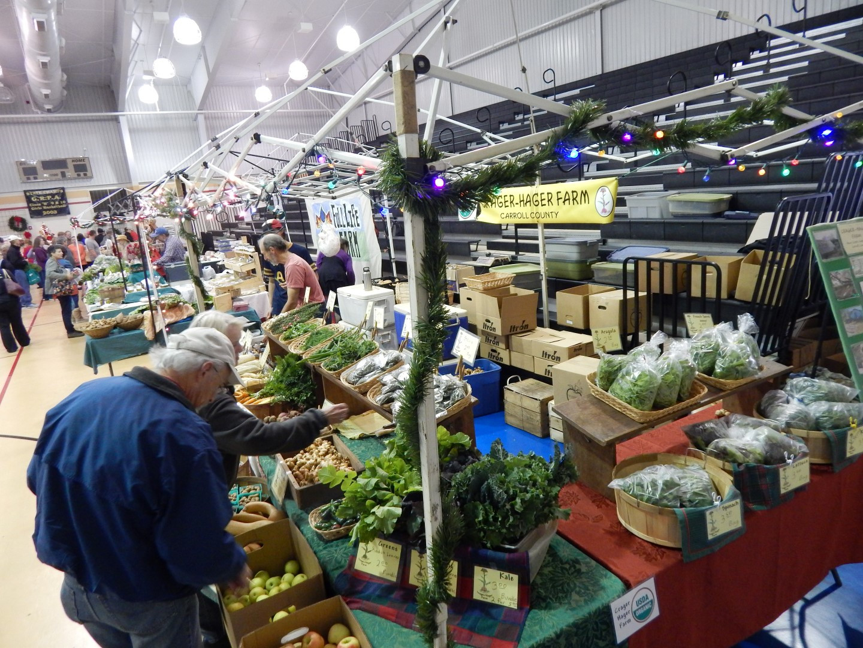 Farmers Market Vendors