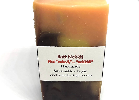 Butt Nekkid Sample Soap