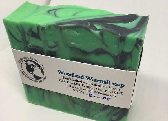 Woodland Waterfall soap