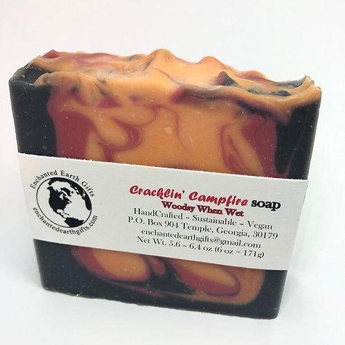 Cracklin Campfire Soap