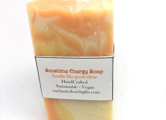 Sunshine Energy Sample Soap