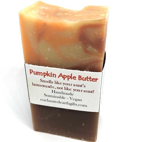 Pumpkin Apple Butter Sample Soap