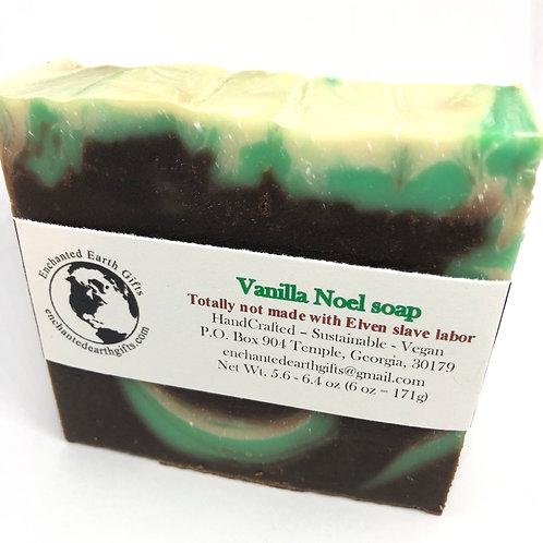 Vanilla Noel soap