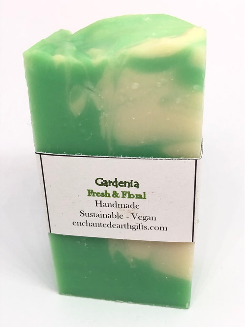 Gardenia Sample Soap