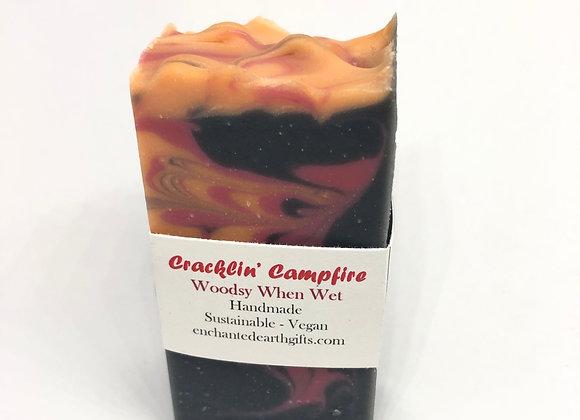Cracklin Campfire Sample Soap
