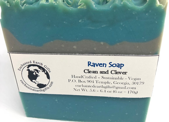 Raven Soap