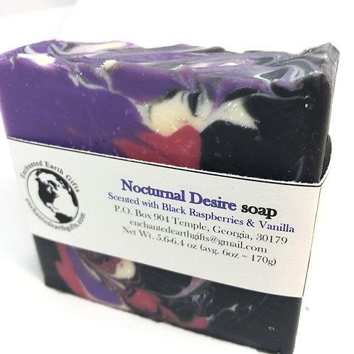 Nocturnal Desire soap