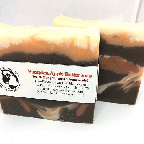 Pumpkin Apple Butter soap