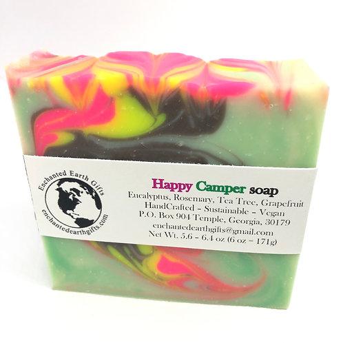 Happy Camper soap