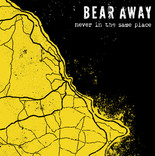 IGN261 Bear Away - Never In The Same Place CD & Cassette