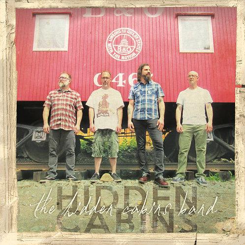 Hidden Cabins - The Hidden Cabins band CD