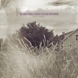 IGN312 The Wolf Howls When I Scream Your Name – Grief songs CD