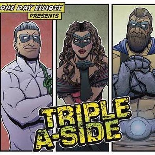 One Day Elliott - Triple A-side CD