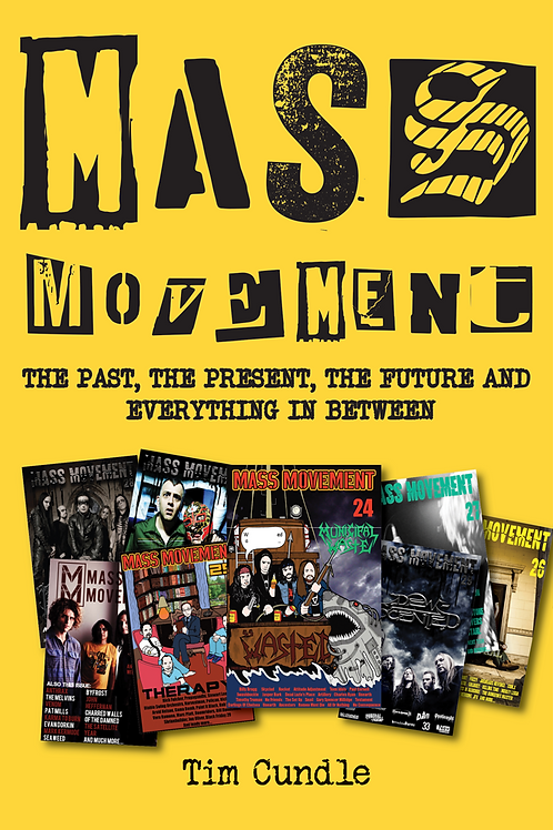Mass Movement: The Digital Years, Volume 1 by Tim Cundle