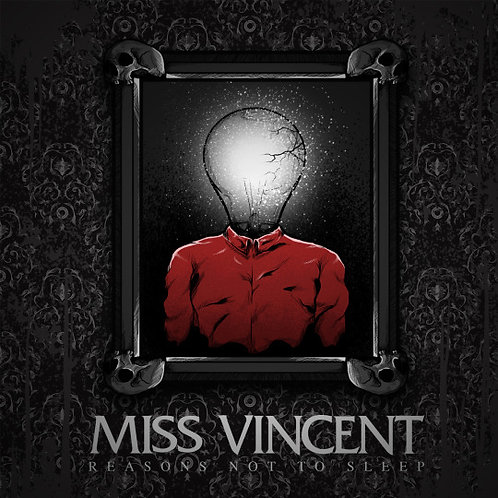Miss Vincent - Reasons not to sleep CD