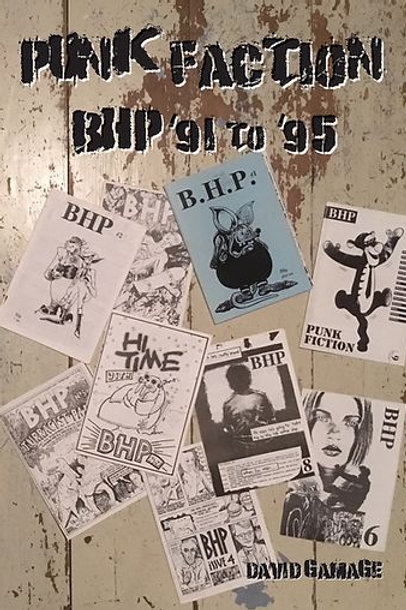 Punk Faction BHP '91 to'95 by David Gamage