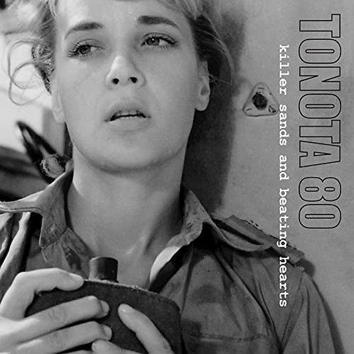 Tonota 80 - Killer sands and beating hearts CD