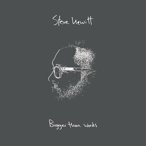 Steve Hewitt - Bigger than words CD
