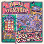 IGN308 All Aboard! - The Rules Of Distraction LP & CD