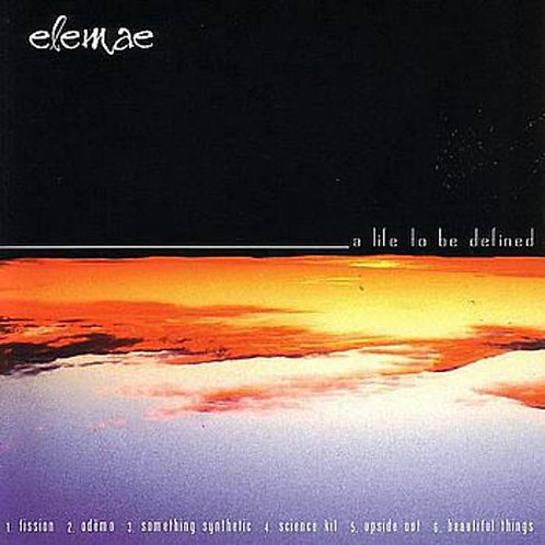 Elemae - A life to be defined CD