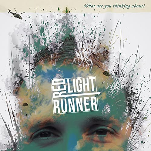 Red Light Runner - What are you thinking about? CD