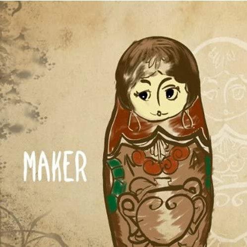 Maker - Maker CD
